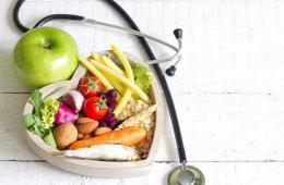 Диабет, здоровое питание