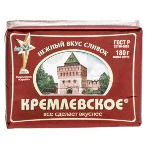 Фото 4 - СПРЕД КРЕМЛЕВСКОЕ РАСТИТЕЛЬНО-ЖИРОВОЙ 180ГР.