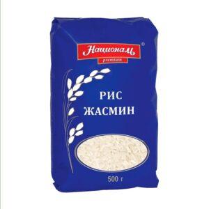 Фото 34 - КРУПА РИСОВАЯ НАЦИОНАЛЬ ЖАСМИН 500 ГР.