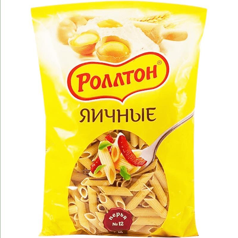 Фото 19 - МАКАРОННЫЕ ИЗДЕЛИЯ РОЛЛТОН ЯИЧН 10УПХ400ГР.