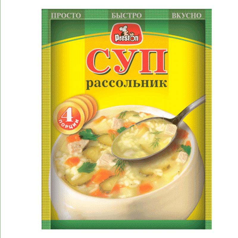 Фото 29 - РАССОЛЬНИК ПРЕСТОН 50Г.