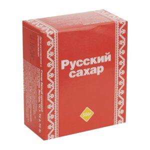 Фото 2 - САХАР РУССКИЙ ПРЕССОВАННЫЙ БЫСТРОРАСТ 0.5КГ.