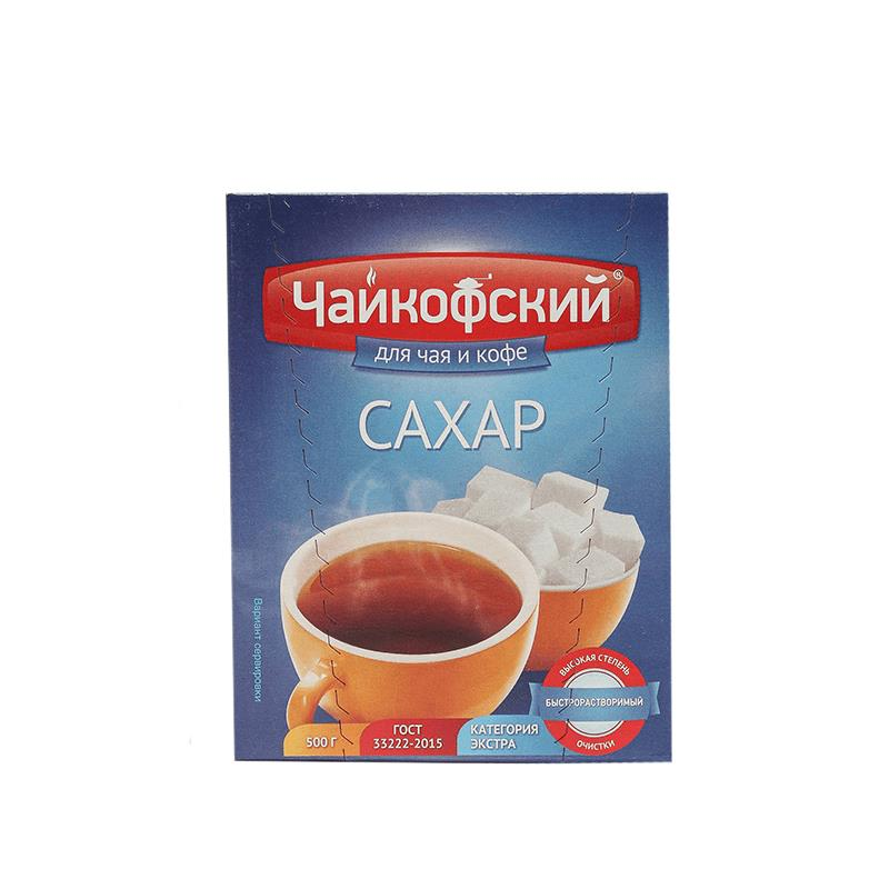 Фото 5 - САХАР ЭКСТРА ЧАЙКОФСКИЙ КУСКОВОЙ 250ГР.