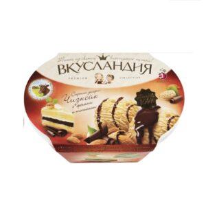МОРОЖЕНОЕ ВКУСЛАНДИЯ СЫРНЫЙ КЕКС 450 ГР