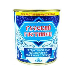 Фото 5 - ПРОДУКТ СГУЩЕННЫЙ С САХАРОМ РУССКИЙ 370ГР.