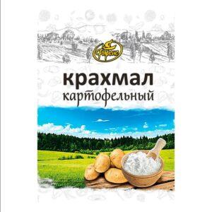 Фото 28 - КРАХМАЛ КАРТОФЕЛЬНЫЙ ФАРСИС 150 ГР.