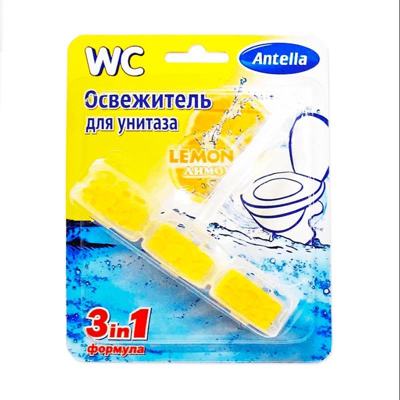 Фото 13 - ОСВЕЖИТЕЛЬ УНИТАЗА АНТЕЛЛА 3 В 1.