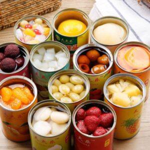 Консервы фруктовые, мед, варенье, джем