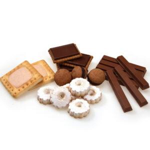 Конфеты, печенье