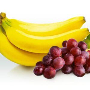 Виноград, Бананы